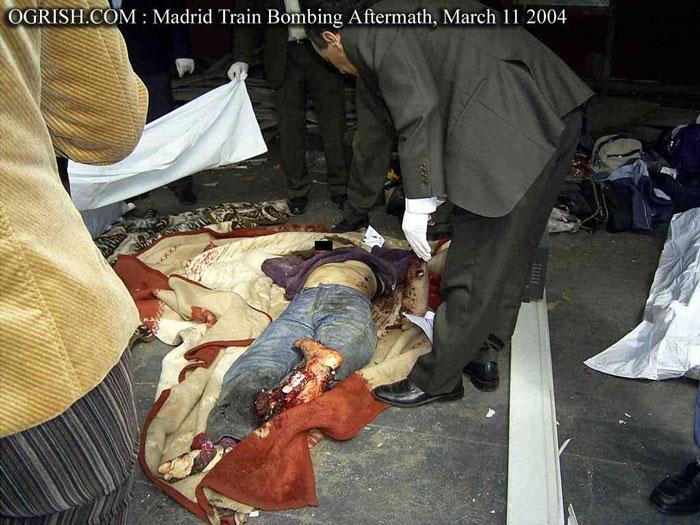 Madrid-Bombing