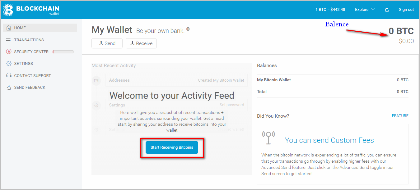 How to Create Bitcoin Wallet Online and Offline with
