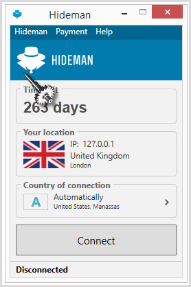 Hideman VPN Review