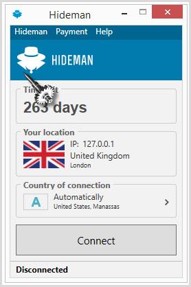 Hideman VPN Review