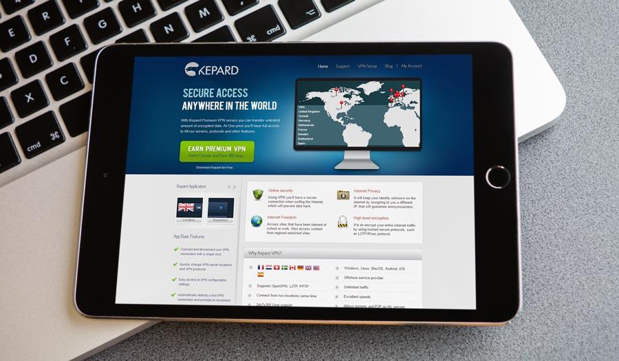 Kepard VPN Review