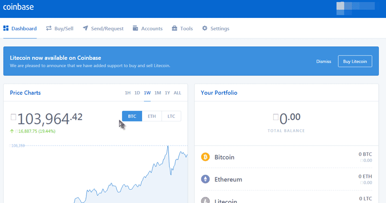 How to open bitcoin account blockchain coinbase electrum the next page would simply take you to your coinbase account ccuart Images