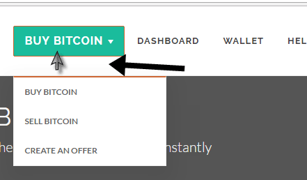 How to buy bitcoins with cash enter the amount currency and your country in the payment method select cash in person and click on search ccuart Images