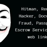 Deep web service