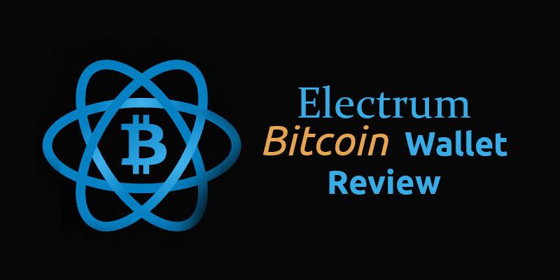 recenzii portofel electrum bitcoin