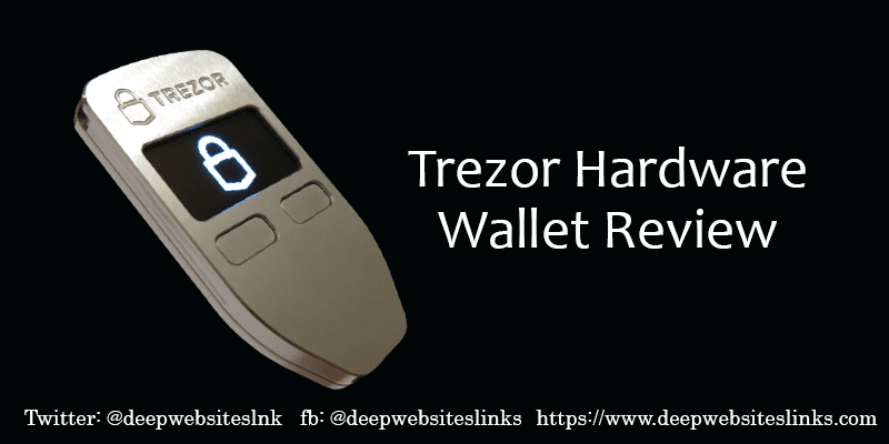 Trezor Wallet Review