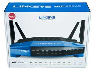 Linksys WRT3200ACM AC3200 Router