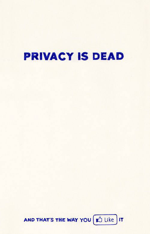 Privacy is Dead, and Social Media Holds the Smoking Gun – Pete Cashmore