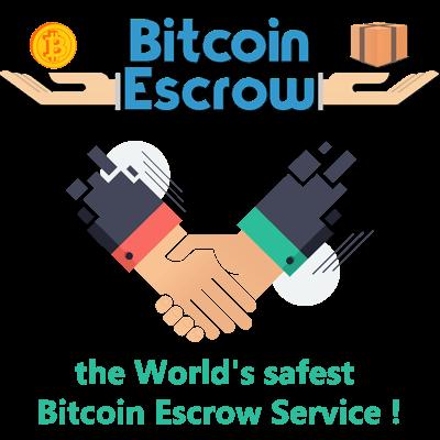 Bitcoin Escrow Services