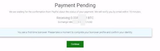 buy bitcoin using paypal