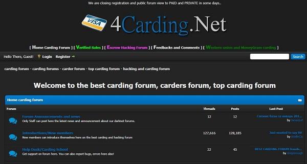 best carding forums 2019