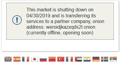Dream-market-shutdown