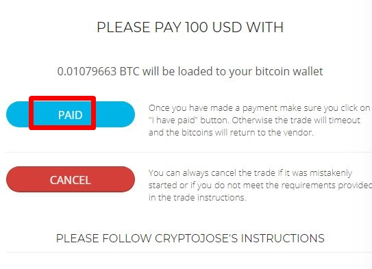 Buy btc with Cash