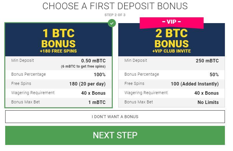 Bitstarz bonuses